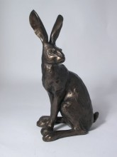 """Howard Hare Frith S104  One of Paul Jenkins most popular designs - 30cm - 12"""" tall"""