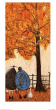 Sam Toft - Autumn Art Print, Multi Coloured, 30 x 60cm